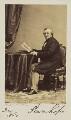 Philip Stanhope, 5th Earl Stanhope, by Disdéri - NPG Ax10016