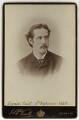 Sir Lionel Henry Cust, by Fratelli Vianelli (Giuseppe & Luigi Vianelli) - NPG Ax13945