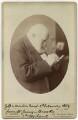 Sir George Scharf, by John James Fisher - NPG Ax13957