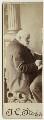 Sir George Scharf, by J.C. Stodart - NPG Ax13958