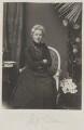 (Emma) Jane Catherine Cobden Unwin, by Cyril Flower, 1st Baron Battersea - NPG Ax15614