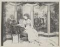 Madeline Pamela Constance Blanche Adeane (née Wyndham), by Cyril Flower, 1st Baron Battersea - NPG Ax15694