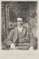 Alfred Lyttelton, by Cyril Flower, 1st Baron Battersea - NPG Ax15715