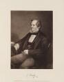Edward Stanley, 14th Earl of Derby, by William Walker - NPG Ax15842