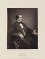 Edward Henry Stanley, 15th Earl of Derby, by William Walker - NPG Ax15847