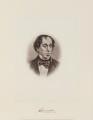 Benjamin Disraeli, Earl of Beaconsfield, by William Walker - NPG Ax15850