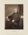 Robert Monsey Rolfe, Baron Cranworth, by William Walker - NPG Ax15858
