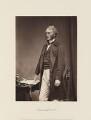 Edward Cardwell, Viscount Cardwell, by William Walker - NPG Ax15863