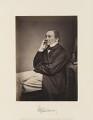 William Ewart Gladstone, by William Walker - NPG Ax15866