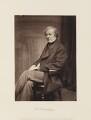 Thomas Milner-Gibson, by William Walker - NPG Ax15869