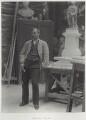 Sir Thomas Brock, by Ralph Winwood Robinson, published by  C. Whittingham & Co - NPG x7354