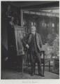 Sir Edward John Poynter, 1st Bt, by Ralph Winwood Robinson, published by  C. Whittingham & Co - NPG x7386