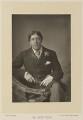 Oscar Wilde, by W. & D. Downey, published by  Cassell & Company, Ltd - NPG Ax15924