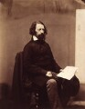 Alfred, Lord Tennyson, by James Mudd - NPG x8005