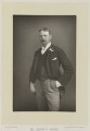 Jerome Klapka Jerome, by W. & D. Downey, published by  Cassell & Company, Ltd - NPG Ax16151