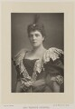 Jeanette ('Jennie') Churchill (née Jerome), Lady Randolph Churchill, by W. & D. Downey, published by  Cassell & Company, Ltd - NPG Ax16177
