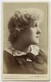 Mary Eastlake, by W. & D. Downey - NPG Ax18176