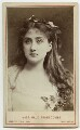 Maud Branscombe, by London Stereoscopic & Photographic Company - NPG Ax18189