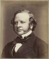 Granville George Leveson-Gower, 2nd Earl Granville, by John Watkins - NPG Ax21861