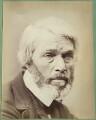 Thomas Carlyle, by John & Charles Watkins - NPG Ax21887