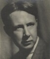 Gerald William Bullett, by Howard Coster - NPG Ax2244