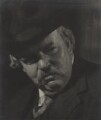 G.K. Chesterton, by Howard Coster - NPG Ax2260