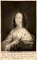 Dorothy (née Coventry), Lady Pakington, by Valentine Green, probably after  George Bickham the Elder - NPG D9422