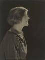 Dame Sybil Thorndike, by Howard Instead - NPG Ax24973