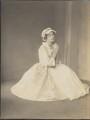 Victoria Alexandrina Hopper as Polly Peachum in 'The Beggar's Opera', by Howard Instead - NPG Ax24977