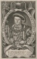 King Henry VIII, by Francis Delaram - NPG D9460
