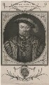 King Henry VIII, by John Goldar - NPG D9466