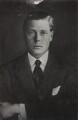 Prince Edward, Duke of Windsor (King Edward VIII), by Lafayette (Lafayette Ltd) - NPG Ax26427
