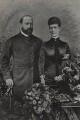 King Edward VII; Queen Alexandra, by Lafayette (Lafayette Ltd) - NPG Ax26439