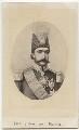 Nasser al-Din, Shah of Persia, by Makzamoff, after  Unknown artist - NPG Ax28414