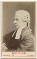Henry Hawkins, Baron Brampton, by London Stereoscopic & Photographic Company - NPG Ax28433