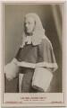 William Baliol Brett, 1st Viscount Esher, by London Stereoscopic & Photographic Company - NPG Ax28446