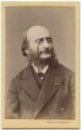 Jacques Offenbach, by Fritz Luckhardt - NPG Ax28531