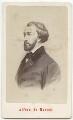 (Louis Charles) Alfred de Musset, by Etienne Neurdein, after  Unknown artist - NPG Ax28559