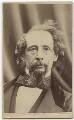 Charles Dickens, by (George) Herbert Watkins - NPG Ax28569