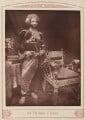 Bahadur Khan, Nawab of Junagarh, by B.S. Pochee - NPG Ax28675