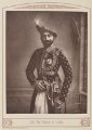 Sir Jaswantsinghji Fatehsinghji, Thakur Sahib of Limbdi, by London Stereoscopic & Photographic Company - NPG Ax28684