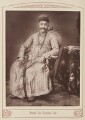 Sir Khurshed Jah of Hyderabad, by Unknown photographer - NPG Ax28686