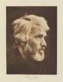 Thomas Carlyle, by Julia Margaret Cameron, published by  T. Fisher Unwin - NPG Ax29133