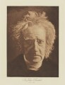 Sir John Frederick William Herschel, 1st Bt, by Julia Margaret Cameron, published by  T. Fisher Unwin - NPG Ax29135