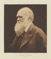 Charles Darwin, by Julia Margaret Cameron, published by  T. Fisher Unwin - NPG Ax29139