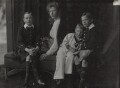 Prince Henry, Duke of Gloucester; Princess Mary, Countess of Harewood; Prince John; Prince George, Duke of Kent, by Lafayette (Lafayette Ltd) - NPG Ax29313
