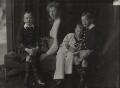 Prince Henry, Duke of Gloucester; Princess Mary, Countess of Harewood; Prince John; Prince George, Duke of Kent, by Lafayette - NPG Ax29313