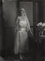 Queen Elizabeth, the Queen Mother, by Lafayette (Lafayette Ltd) - NPG Ax29338