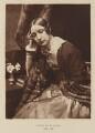 Elizabeth, Lady Eastlake (née Rigby), after David Octavius Hill, and  Robert Adamson - NPG Ax29534