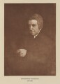 Edward Venables Vernon Harcourt, after David Octavius Hill, and  Robert Adamson - NPG Ax29541